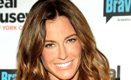 Kelly Bensimon: Arrested!