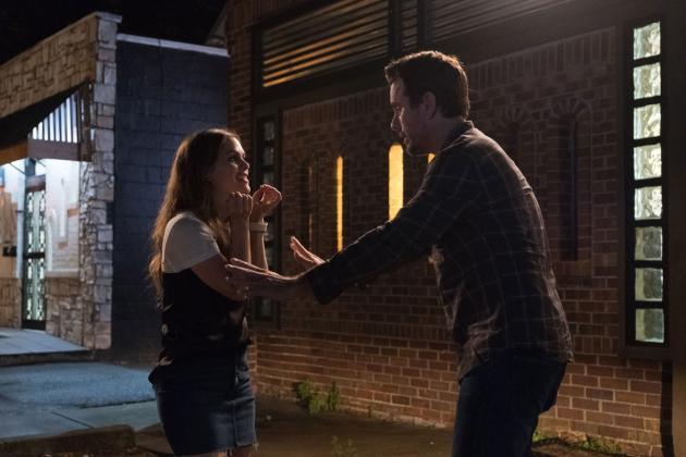 Alyssa kisses Deacon - Nashville Season 5 Episode 22