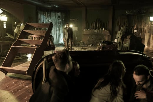The Beast Reveals Himself  - The Magicians Season 3 Episode 11