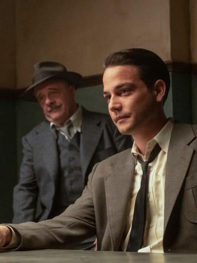 Interrogating - Penny Dreadful: City of Angels Season 1 Episode 6