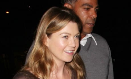 Ellen Pompeo and Chris Ivery Pic