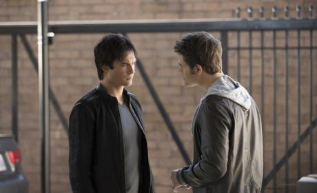 Salvatore Scheming - The Vampire Diaries Season 8 Episode 8