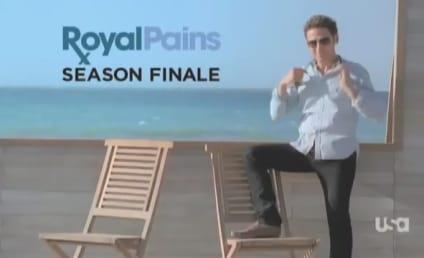 Royal Pains Season Finale Sneak Peeks: Welcome, Gilles Marini!