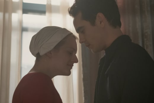 A Tough Assignment - The Handmaid's Tale