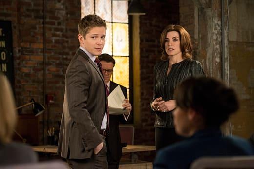 Cary & Alicia Shocked