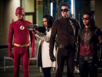 The Flash Season 5 Episode 22 Review: Legacy