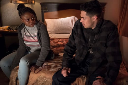 Manipulation - The Fosters Season 5 Episode 1