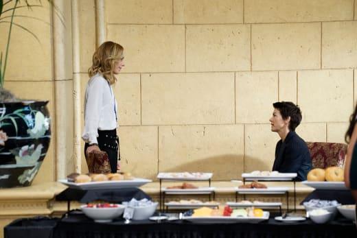 Showdown  - Grey's Anatomy Season 16 Episode 19