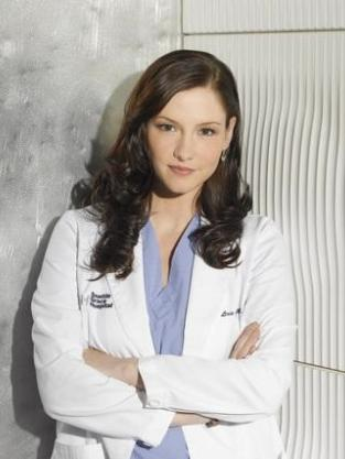 Lexie. Lexie Grey.