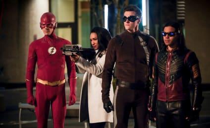 The Flash Season 5 Episode 22 Review: Legacy
