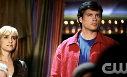 Smallville Season Nine: Clark's Darkest Hour