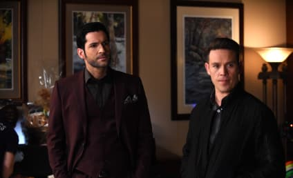 Lucifer Season 3 Episode 22 Review: All Hands on Decker