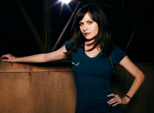 Jill Flint as Jordan Santos - The Night Shift
