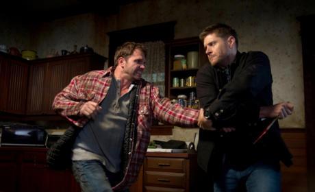 Dean in a Fight