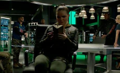 Fighting Talk - Arrow