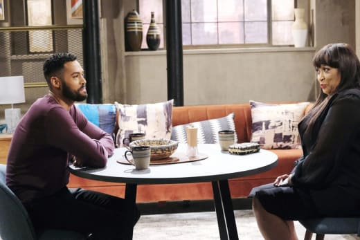 Chanel's Big News - Days of Our Lives