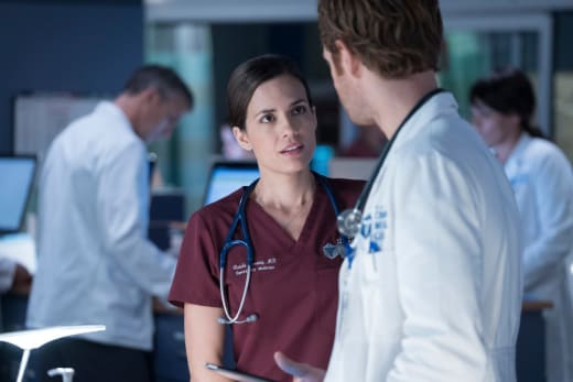 A Patient Death - Chicago Med