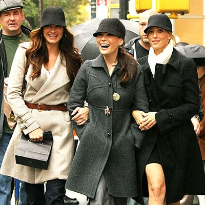 Our Favorites Ladies Sporting the Same Hat