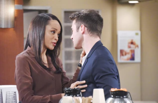 Lani and JJ - Days of Our Lives