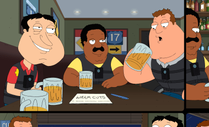 Watch Family Guy Online: Season 18 Episode 2