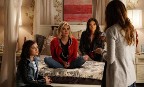 Charles Is Coming To Dinner Y'all - Pretty Little Liars Season 6 Episode 7