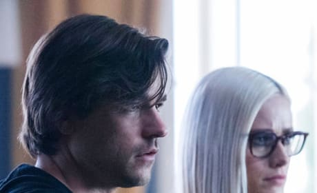 Quentin and Alice  - The Magicians Season 4 Episode 12