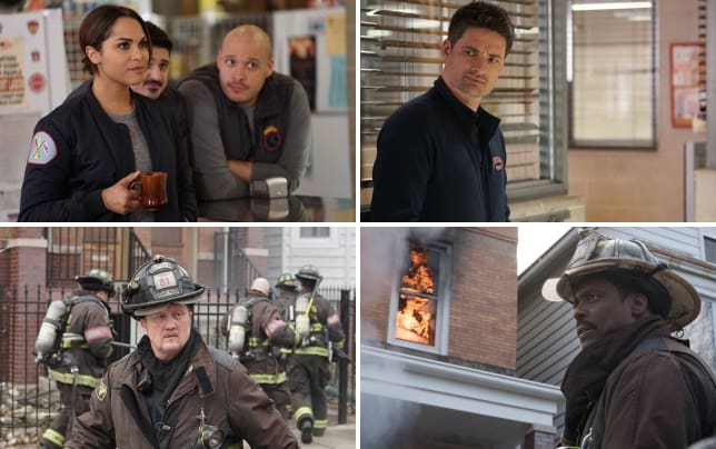 Who they looking at chicago fire s3e21