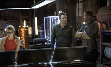 Team Arrow Season 3 Episode 2