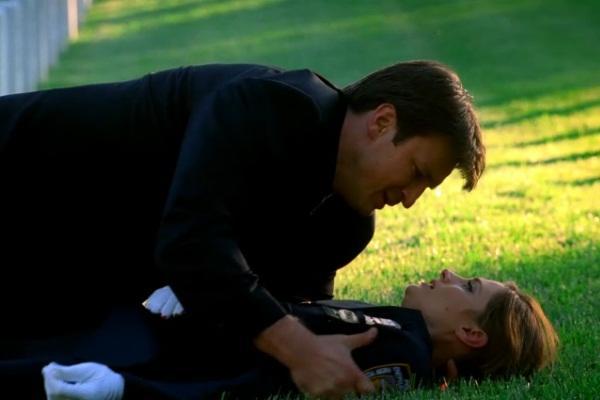 Beckett Gets Shot - Season 3
