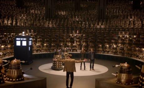 Doctor Who Season 7 Premiere Pic