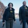 Weller And Jane Team Up - Blindspot Season 2 Episode 11