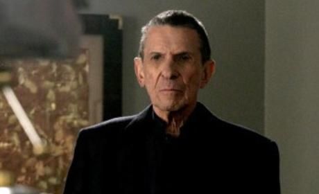Leonard Nimoy as William bell