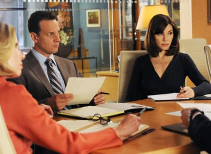 Watch The Good Wife Season 3 Episode 9 Online