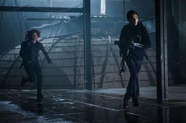 Run, Run, Run - Gotham Season 3 Episode 11