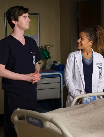 Compromised Chances/Tall - The Good Doctor Season 4 Episode 14