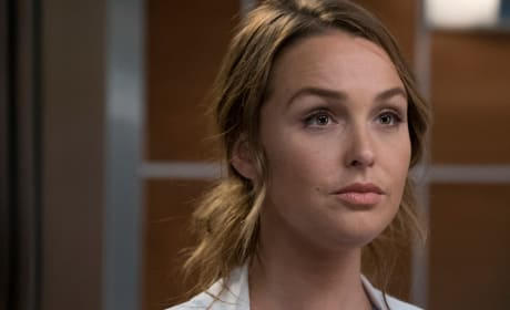 Jo Dissociates - Grey's Anatomy Season 14 Episode 9
