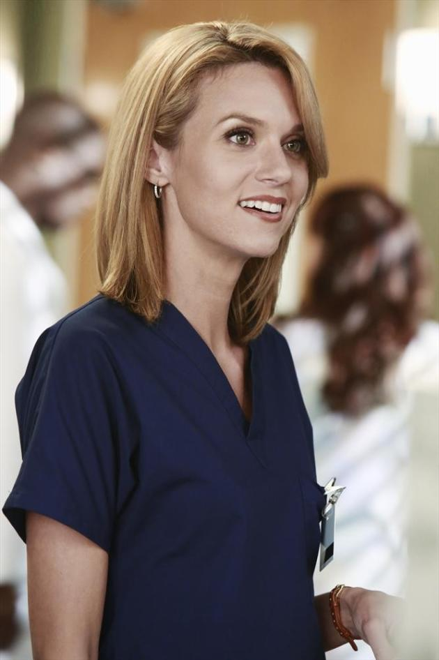 Hilarie Burton on Grey's Anatomy Photo