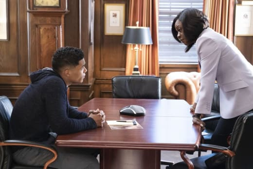Keeping Gabriel Close - How to Get Away with Murder