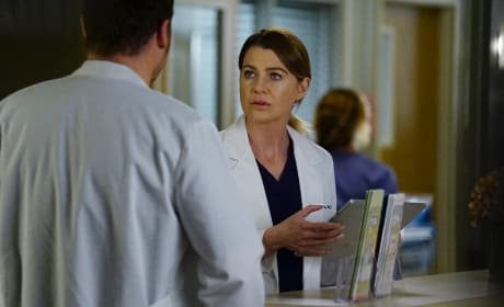 Conflicting Opinions - Grey's Anatomy Season 13 Episode 15