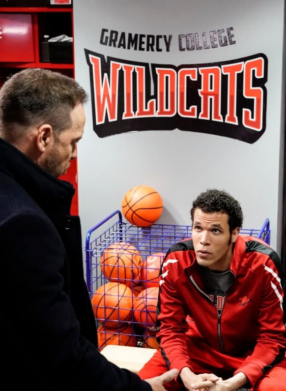 (TALL) Danny and a Wildcat - Blue Bloods Season 9 Episode 12