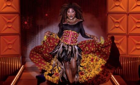 Camaroon! - RuPaul's Drag Race All Stars Season 3 Episode 1