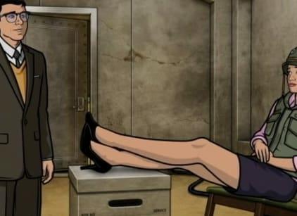 Watch Archer Season 2 Episode 10 Online
