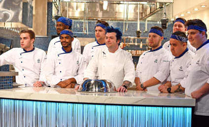 Hell's Kitchen Season 20 Episode 2 Review: Young Guns: Temping the Meat