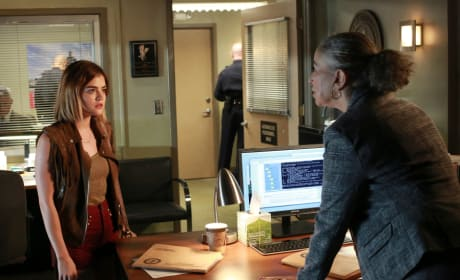 Taking Things Seriously - Pretty Little Liars