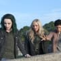Polaris And Her Squad - The Gifted Season 1 Episode 6