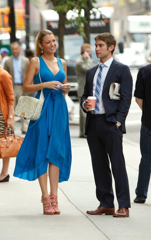 Gossip Girl Serena And Nate