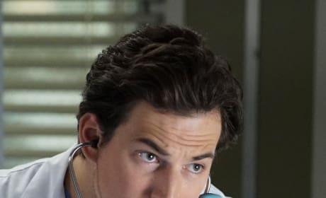 Heart beats faster - Grey's Anatomy Season 13 Episode 14