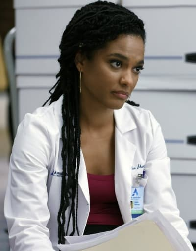 Breast Cancer Exams- tall - New Amsterdam Season 4 Episode 4