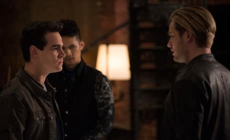 Frenemies No More - Shadowhunters Season 3 Episode 8