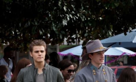 Stefan in the Season 2 Finale
